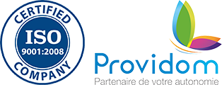 Certifications Iso 9001 et Providom